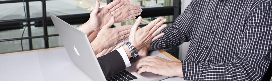 Direkte kontakt med vores konsulenter